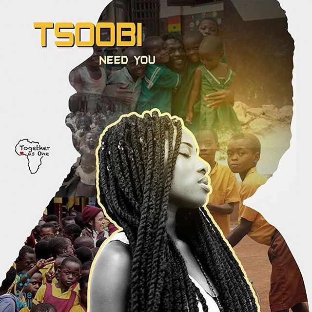 We are so proud we're in a collaboration with @tsoobi_  and @togetherasoneghana to support the children's school and youth center. TSOOBI dedicating some of the profit to this cause is awesomeness 💙#togetherasone  #OneWellBottle #StartUp #Nature #GiveBack #musicislife #tsoobi #ifyoushareyougetmore . . . . .  #waterasnatureintended #waterwellness #nature #water #OneWell #Oneness #Wellness