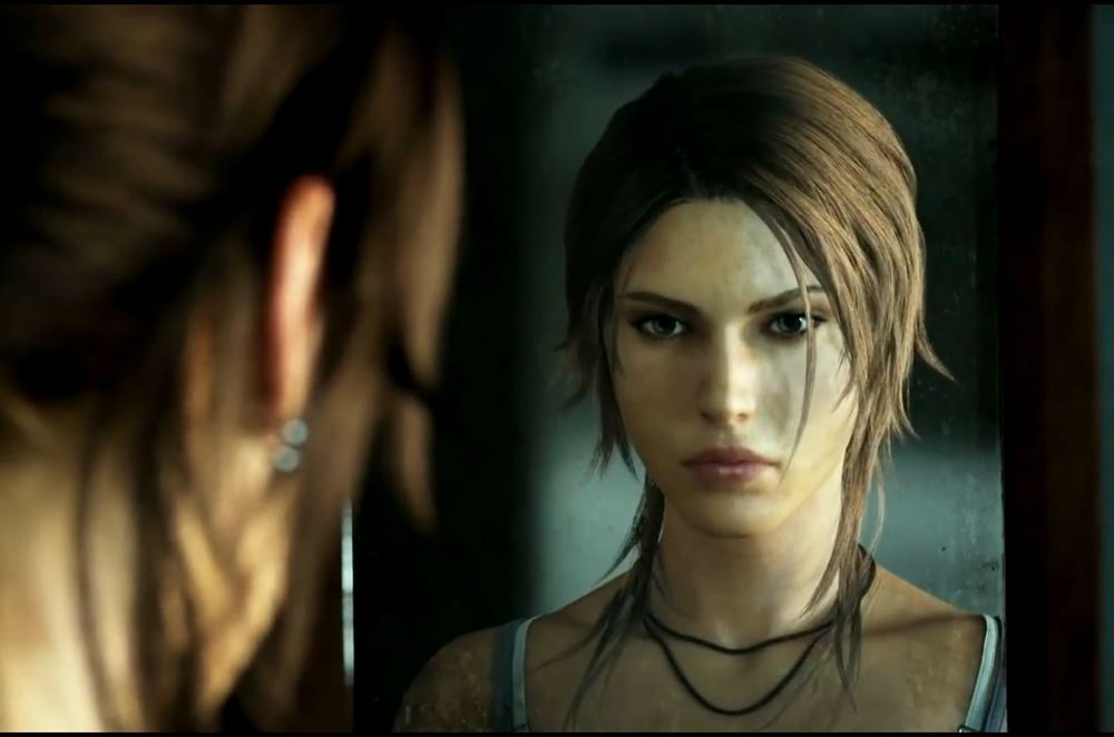"""I hate tombs."" - Lara Croft, Tomb Raider (2013)"