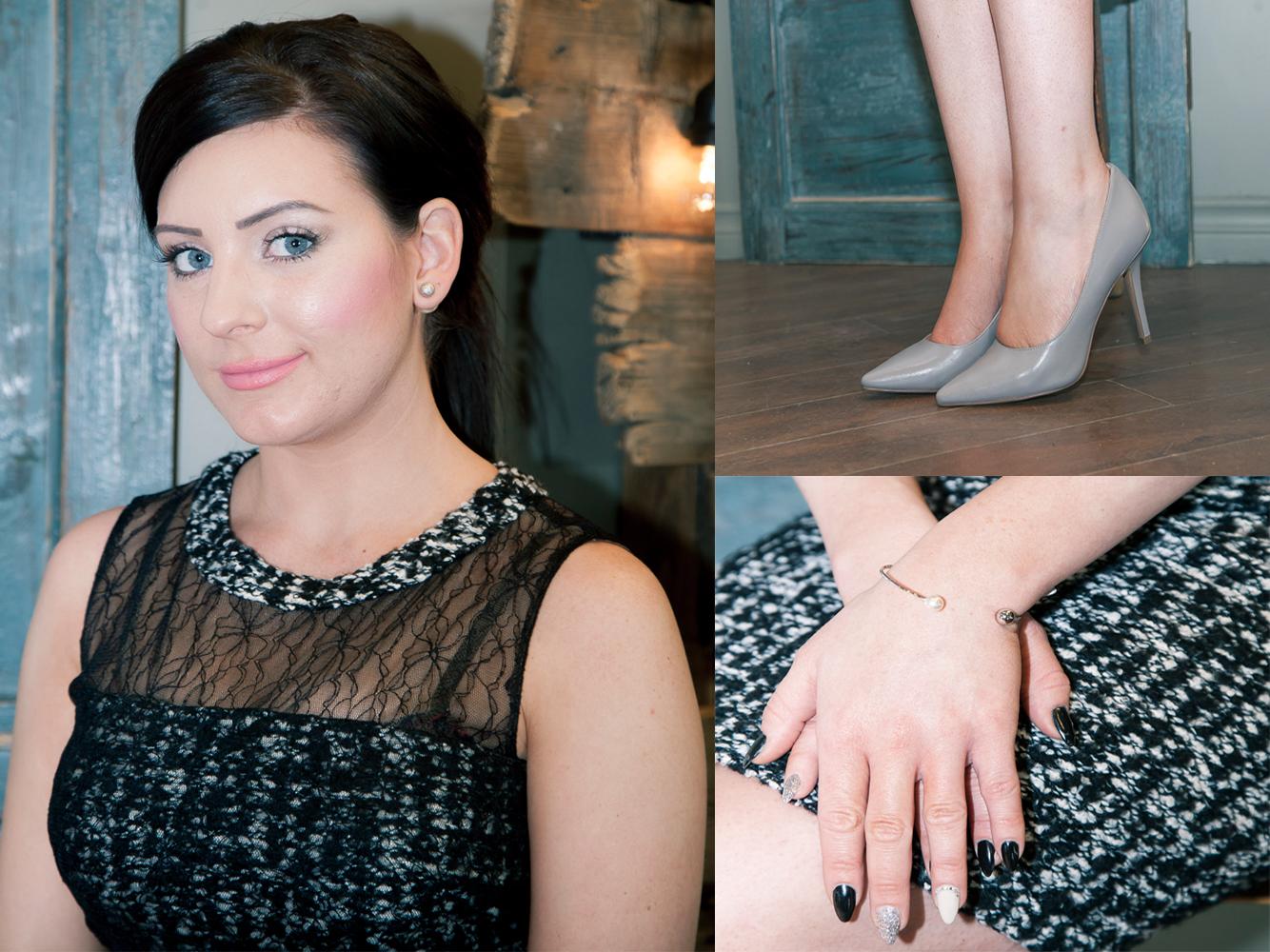 Bella-Maas-edmonton-style-fashion-date-night-nine-west-jackpot-grey-bailey-44-jackie-dress-c-pak