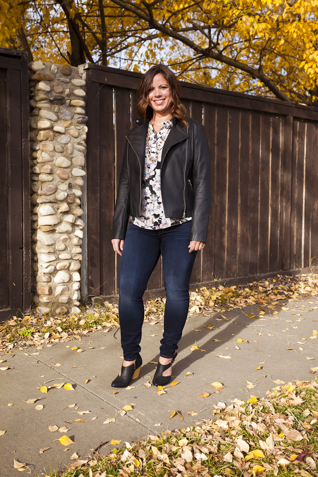 bella maas edmonton boutique sherwood park st. albert rebecca taylor floral blouse fall fashion 2014 01