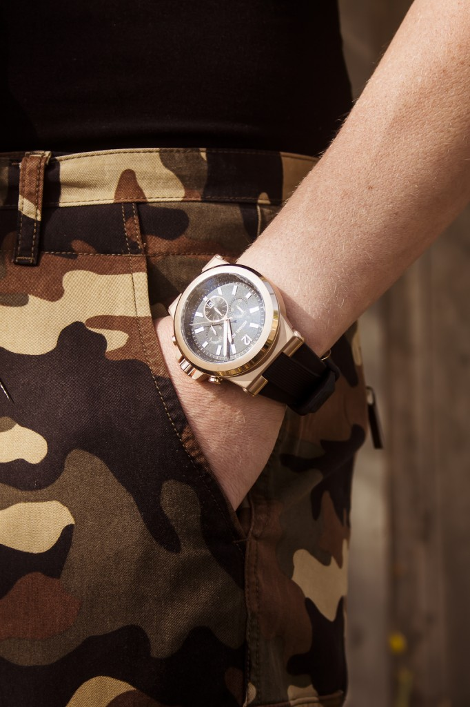 bella maas michael kors camo pant edmonton sherwood park st albert watch shop boutique womens fasion 01