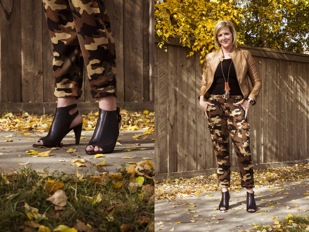bella maas michael kors camo pant edmonton sherwood park st albert watch shop boutique womens fasion 04