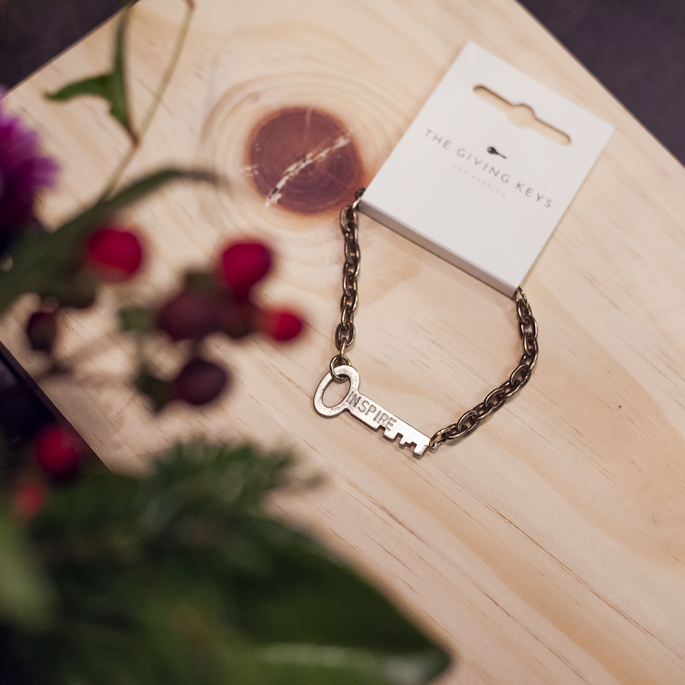 Bella Maas edmonton fashion clothing store boutique the giving keys accessories necklace key inspirational gift guide holiday 2014 04