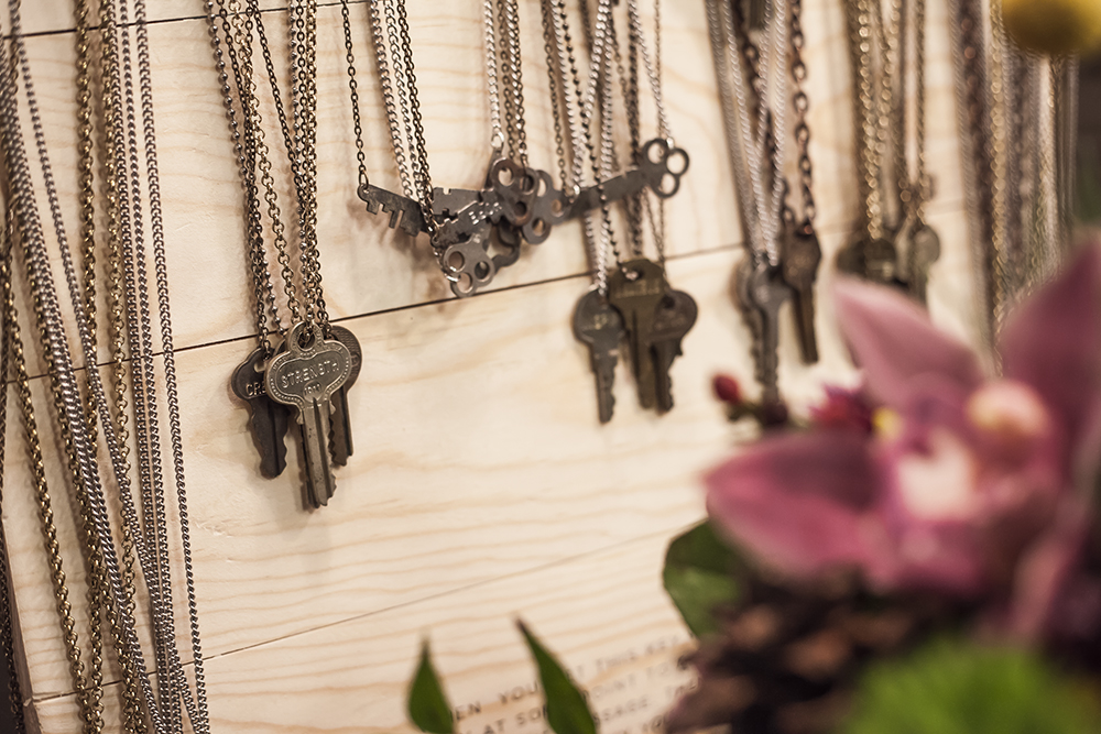 Bella Maas edmonton fashion clothing store boutique the giving keys accessories necklace key inspirational gift guide holiday 2014 07
