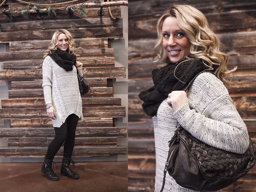 edmonton womens fashion boutique clothing store john and Jenn sweater nine west boot tyuolip sisters leather bag jackson rowe scarf 01
