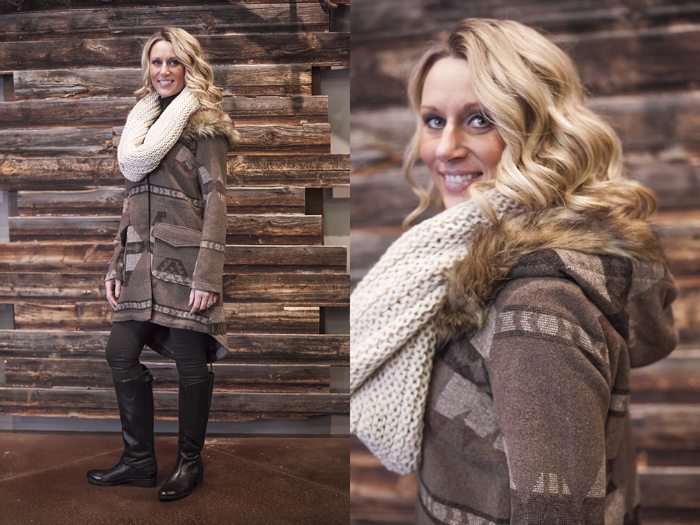 Bella Maas edmonton womens clothing fashion boutique winter coats scarves 2014