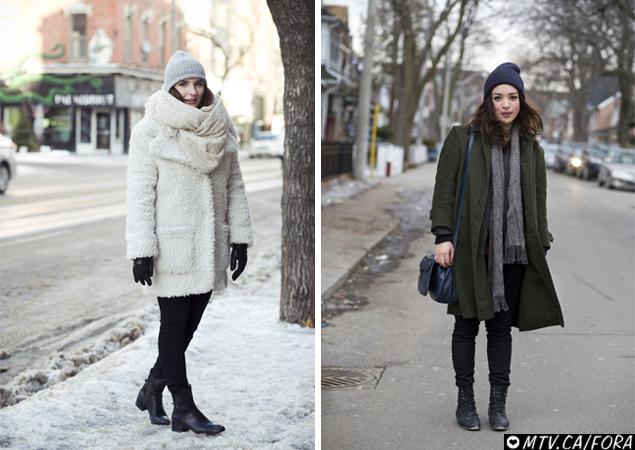 Toronto winter style