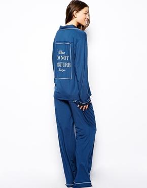 wildfox do not disturb pyjamas edmonton2