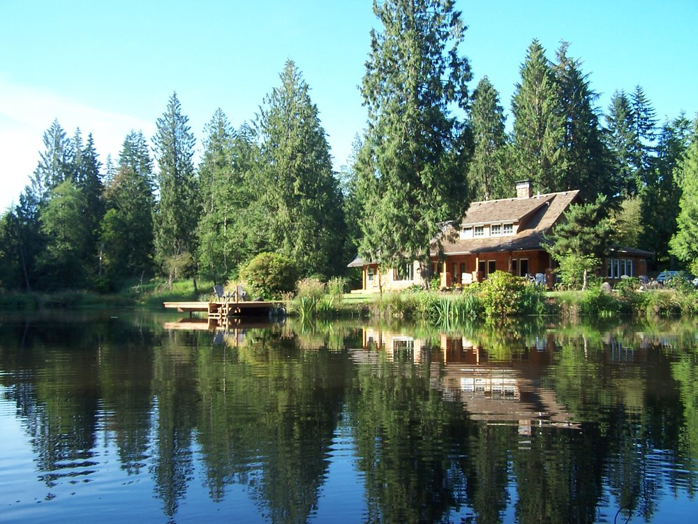 Hidden Lake Retreat Center , located 50 minutes outside of Portland, is one option for a full day workshop.