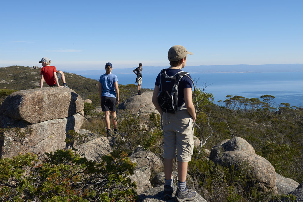 Freycinet family adventure