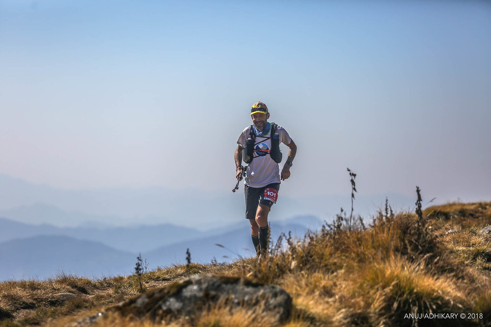 annapurna marathon