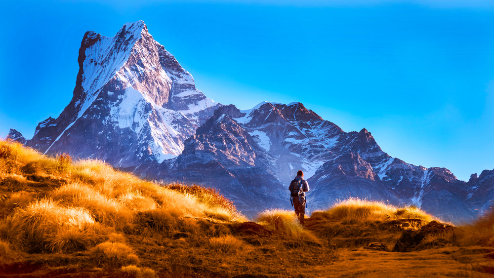 Annapurna Marathon Adventure - October 2019  - 6 places available