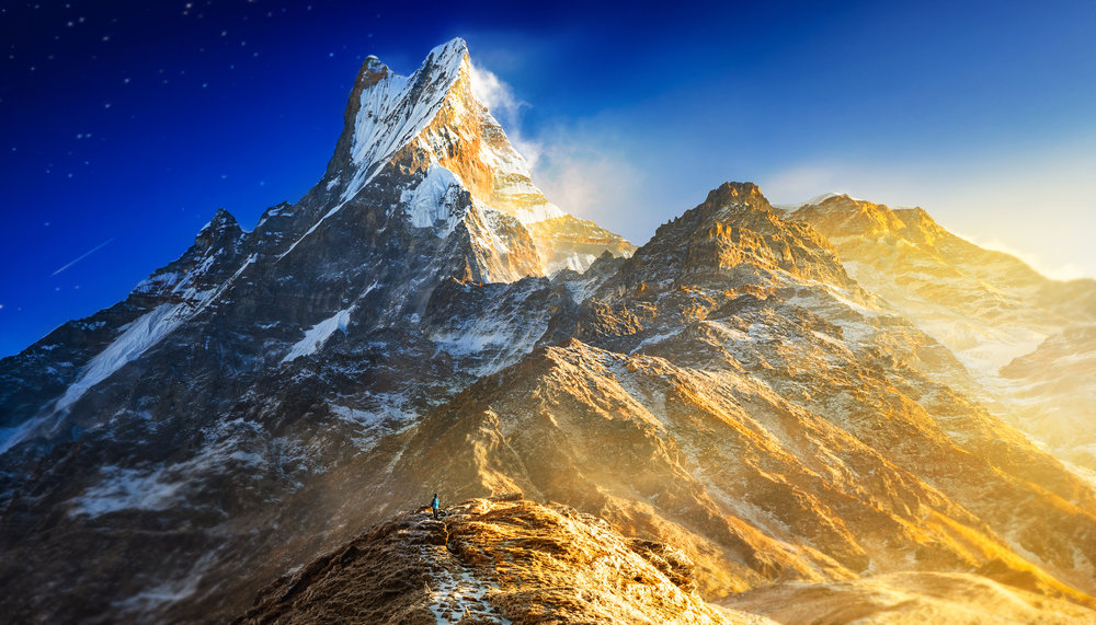 Mardi Himal Nepal Adventure - October- November 2019