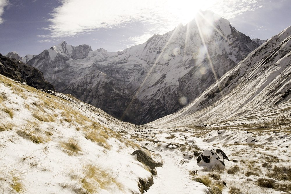 Preparing for High Altitude Treks - Read about training for treks at high altitude