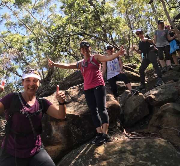 Trek Fitness Training - Come to our next monthly Trek Fitness Training Session @ South Coogee on Sunday 7th April 2019