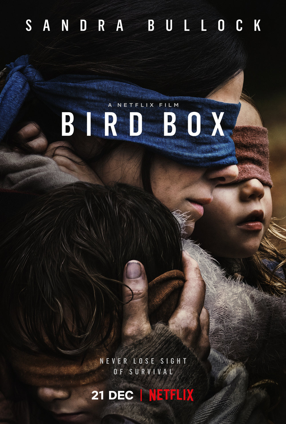 Latest:    Bird Box  Audio Engineering: Chris Richardson