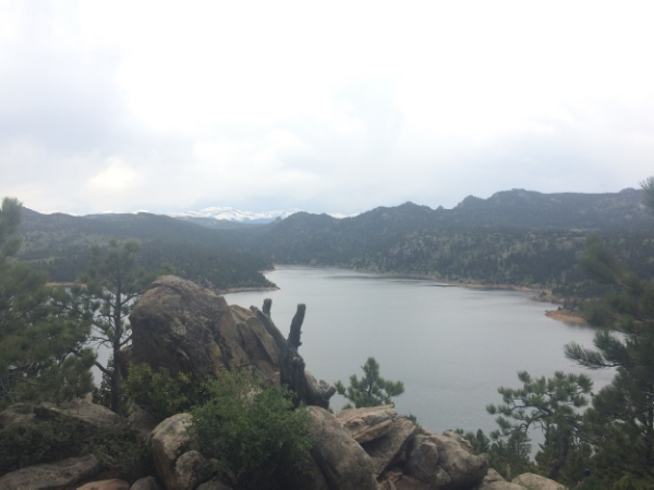 Gross reservoir