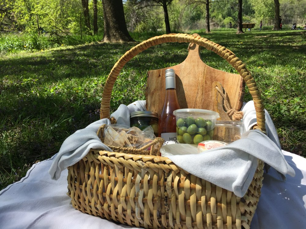 picnic basket goals reached