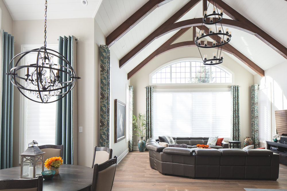 Acreage Estate Addition/Renovation -