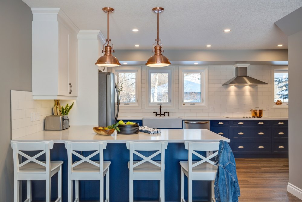 St.Albert Full House Remodel -