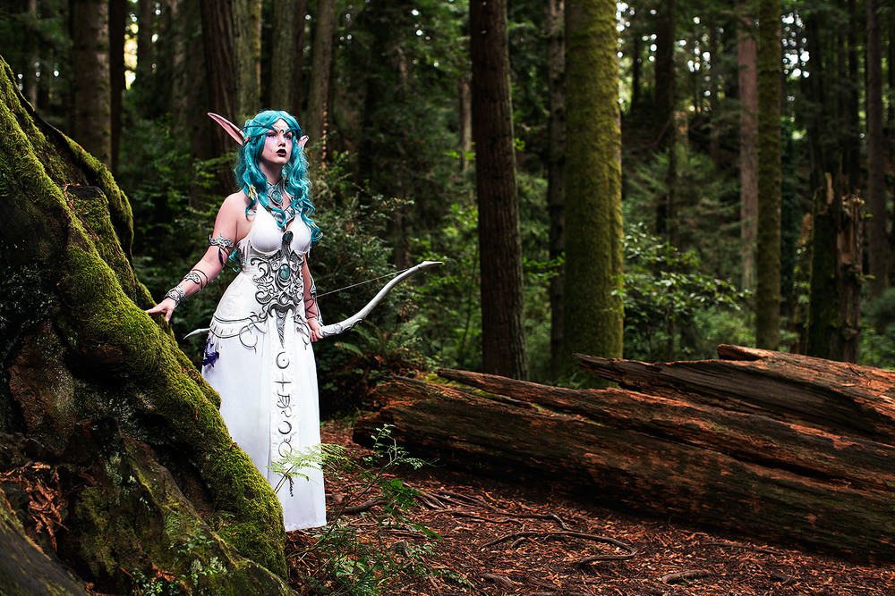 "Tyrande, ""World of Warcraft"""
