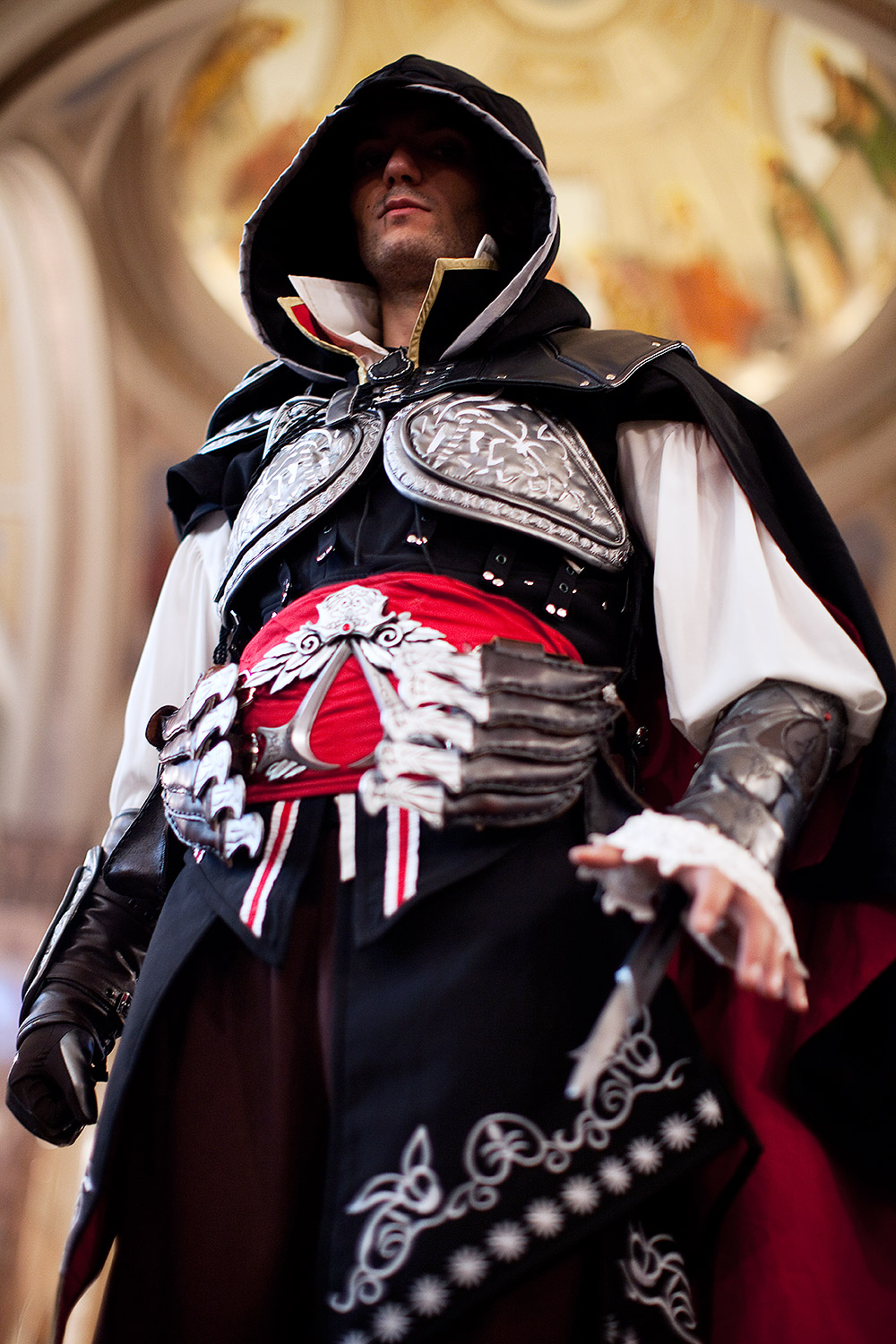"Ezio, ""Assassin's Creed"""
