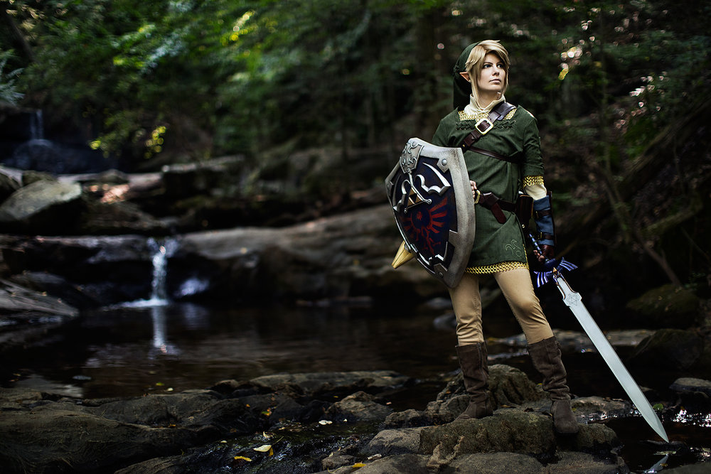 "Link, ""The Legend of Zelda: Twilight Princess"""