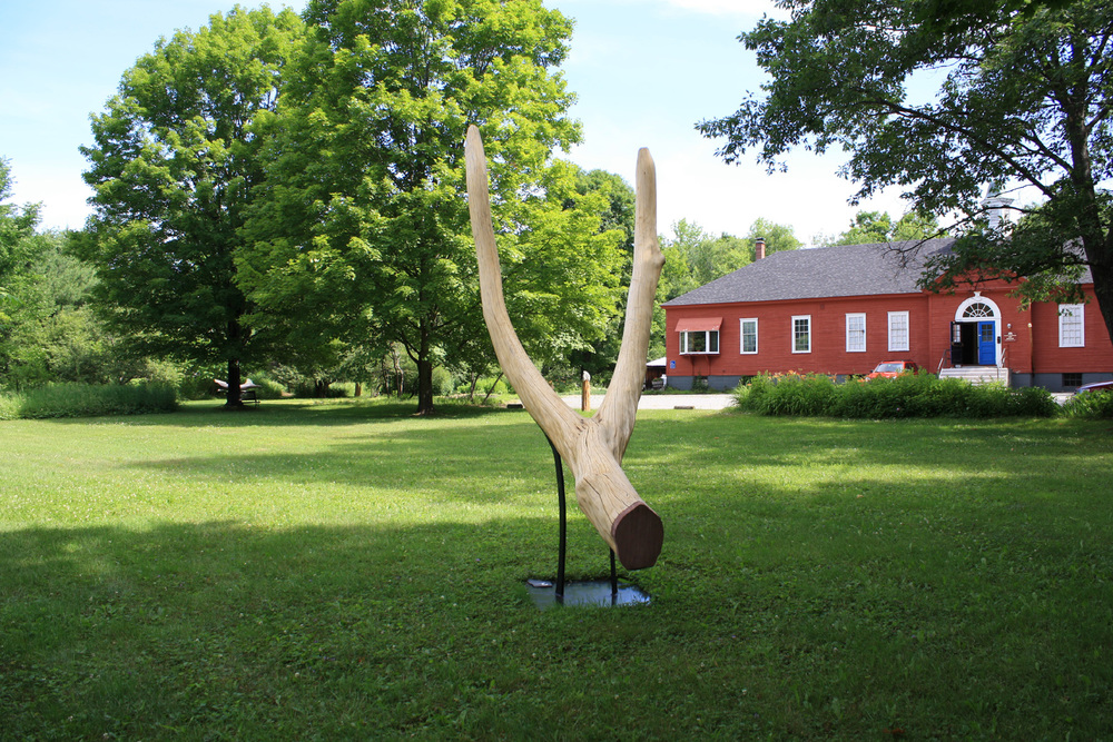 Herb Ferris - 2012 Sculpture on the Grounds Guest Artist