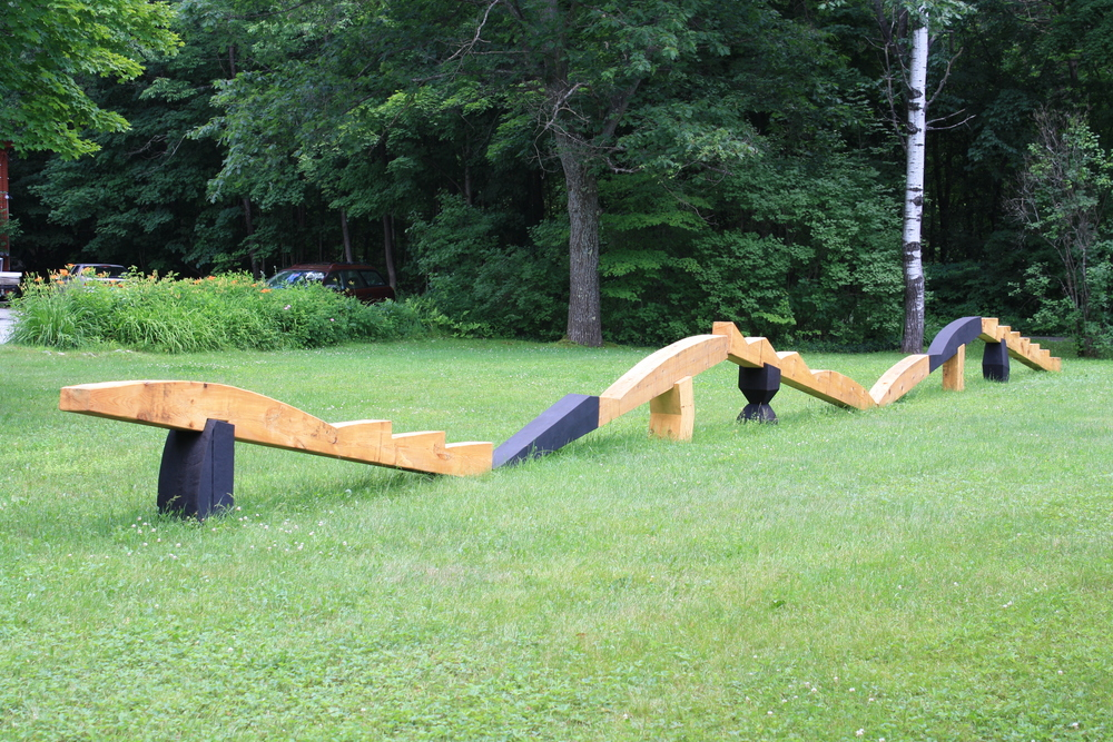 Fitzhugh Karol - 2013 Sculpture on the Grounds Guest Artist