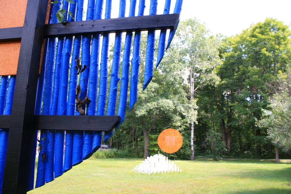 Jay Mead - 2015 Sculpture on the Grounds Guest Artist
