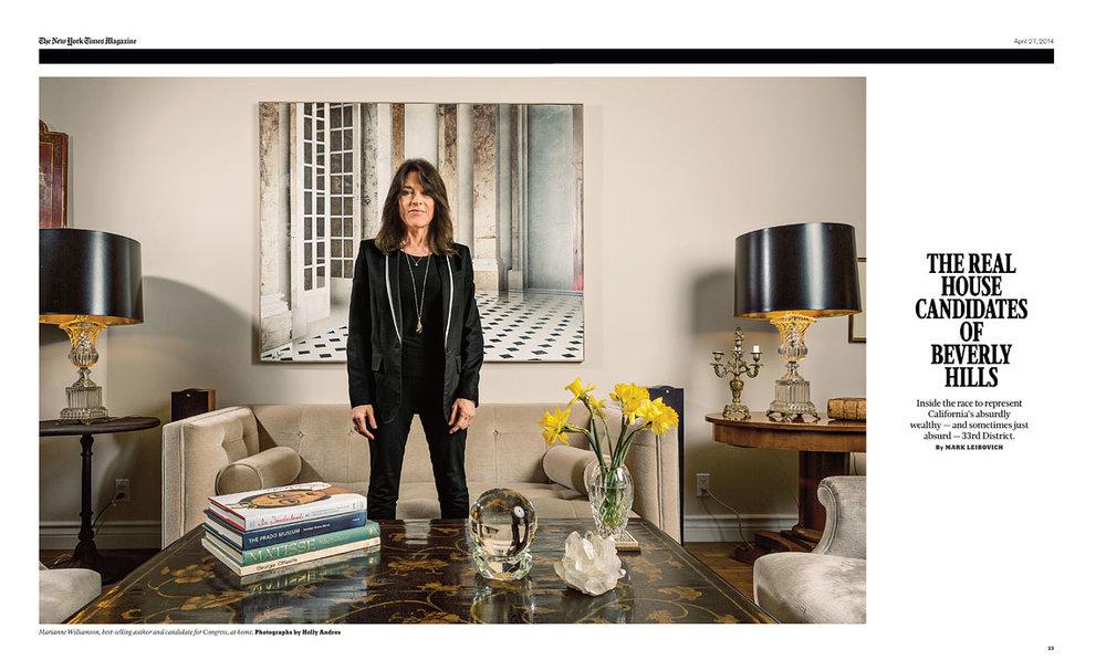 NYT Magazine   Candidates of Beverly