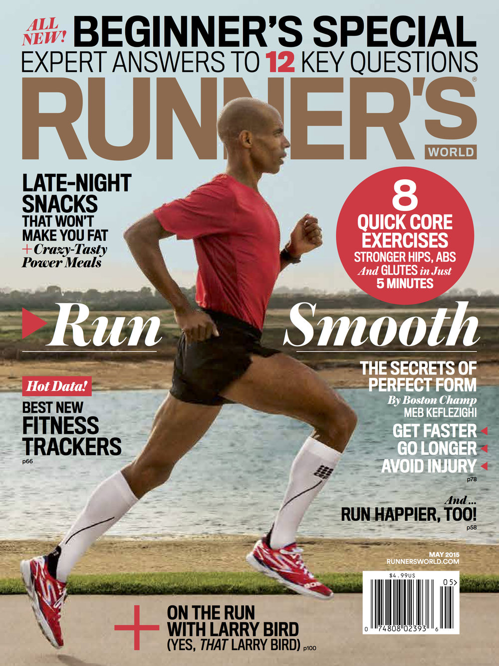 Runner's World   Meb Keflezighi