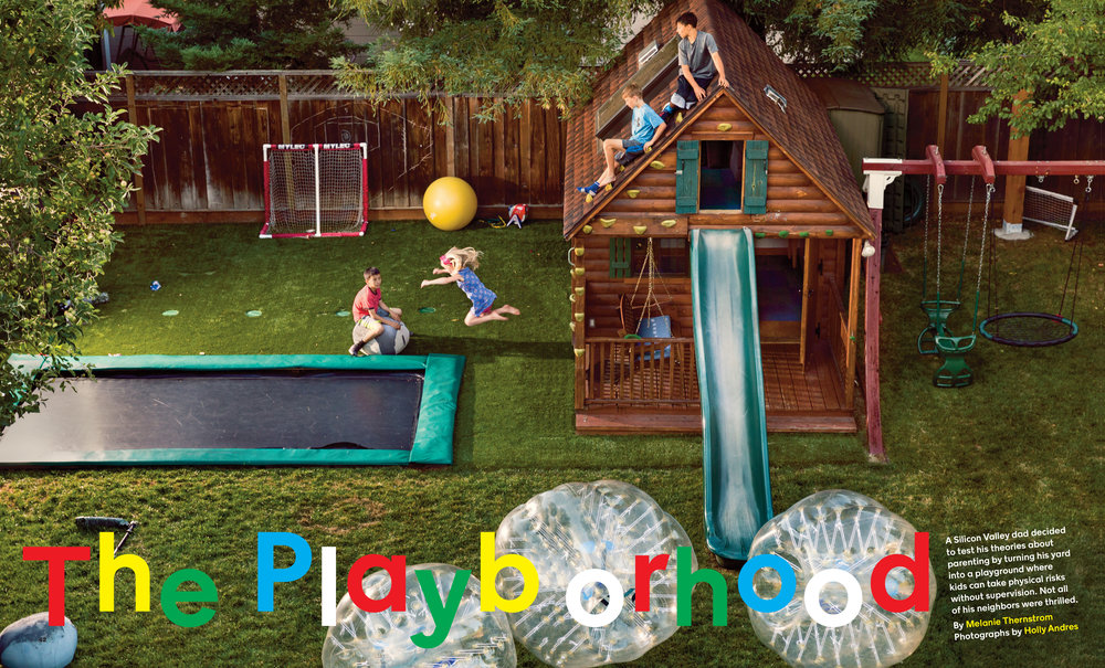 NYT Magazine Playborhood
