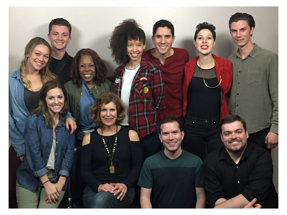 A-Z Evening Class with Judy Kain