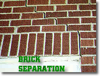brick separation