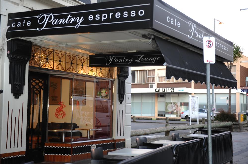 Charles Street Pantry Lounge