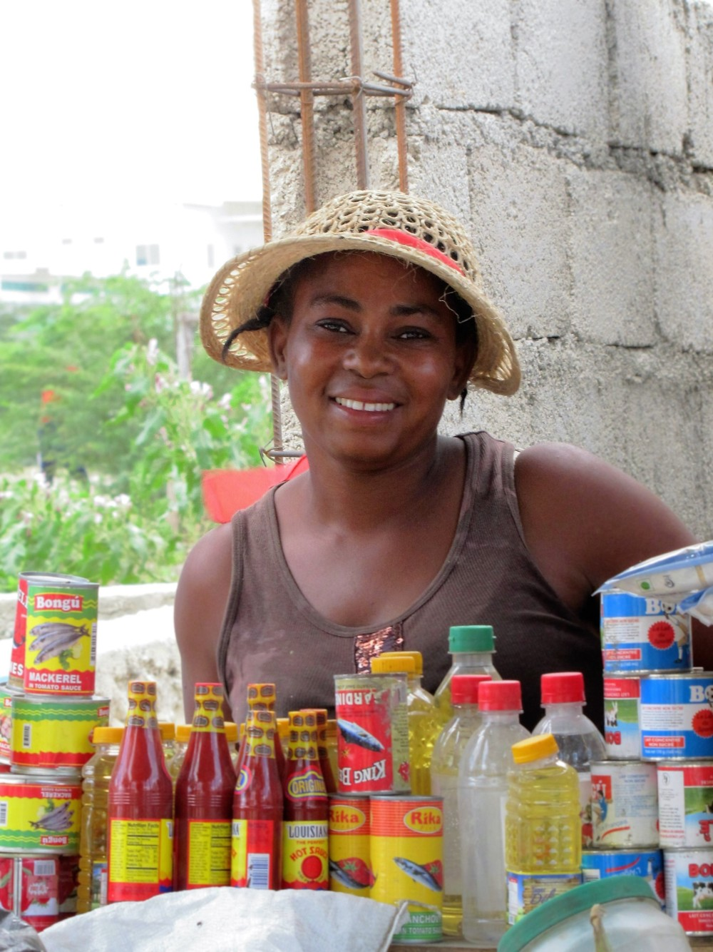 Kettelie, small business owner and Avanse Ansanm participant