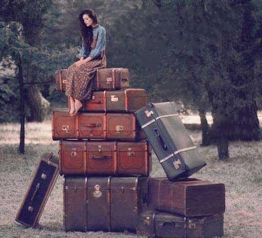 We help clients unpack their baggage