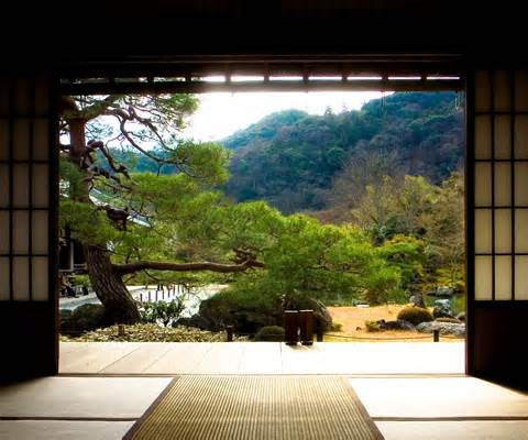 zen garden through doorway.jpg
