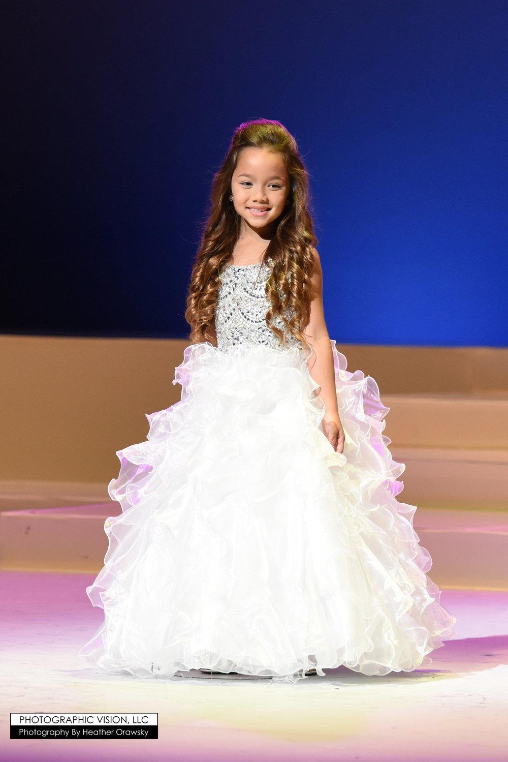 Ayva Youeb International Junior Miss 2016 Jr, Princess
