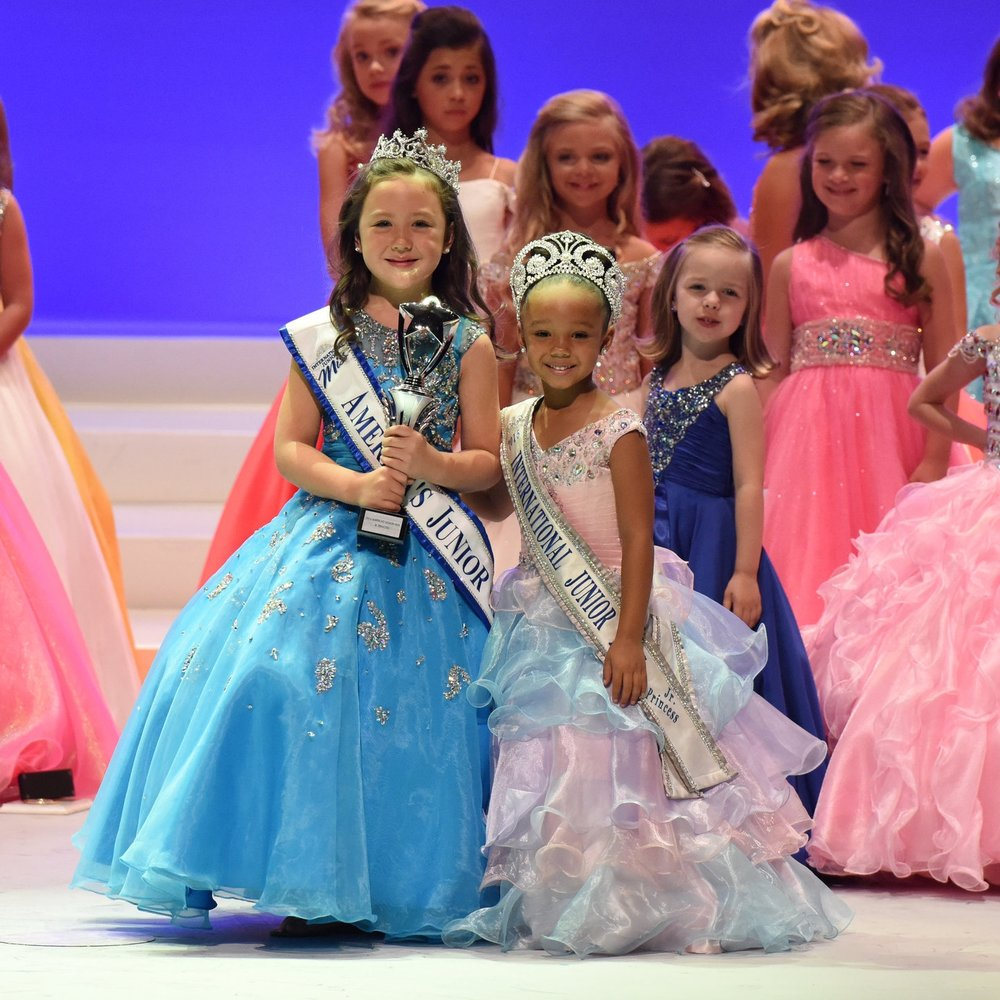 2016 America'a Junior Miss Jr Princess