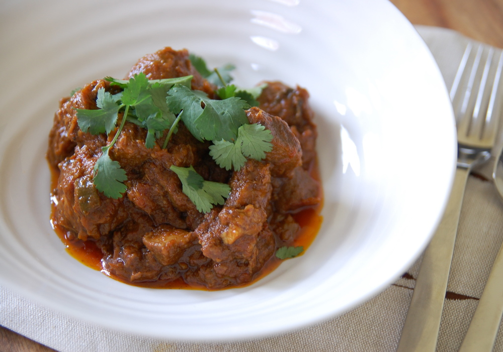 Paleo Cinnamon Scented Lamb Curry