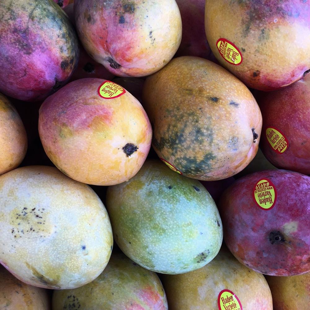 Haden Mangoes - Paleo Mango Salsa