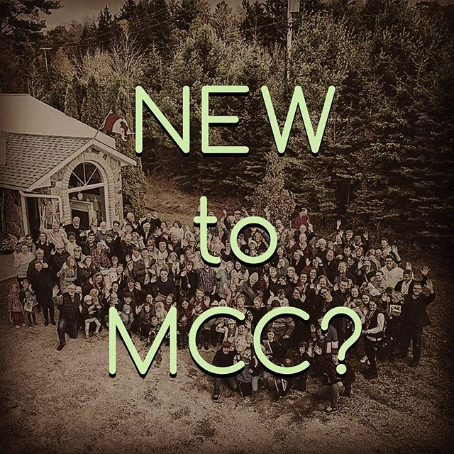 Are you new to MCC and would like to learn more about who we are and how you fit in, while sharing a meal and getting to know a few other people?  If so please consider joining our First Connections Group this new year.  Offered only a couple of times each year, First Connections is a 3-week course that covers what you need to know as you make MCC your home.  Each session begins with a shared meal, a great chance to get to know a few other newcomers (as well as Pastor Jeremy and/or other leaders). Please fill out the form on our website to let us know you're interested and we'll be in touch.  http://www.muskokacommunitychurch.com/first-connections/