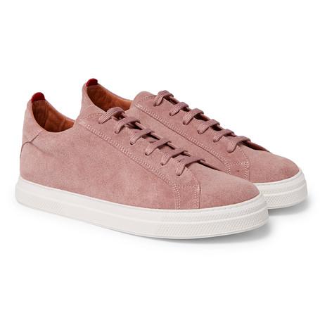 oliver spencer_pink sneaker_mr porter