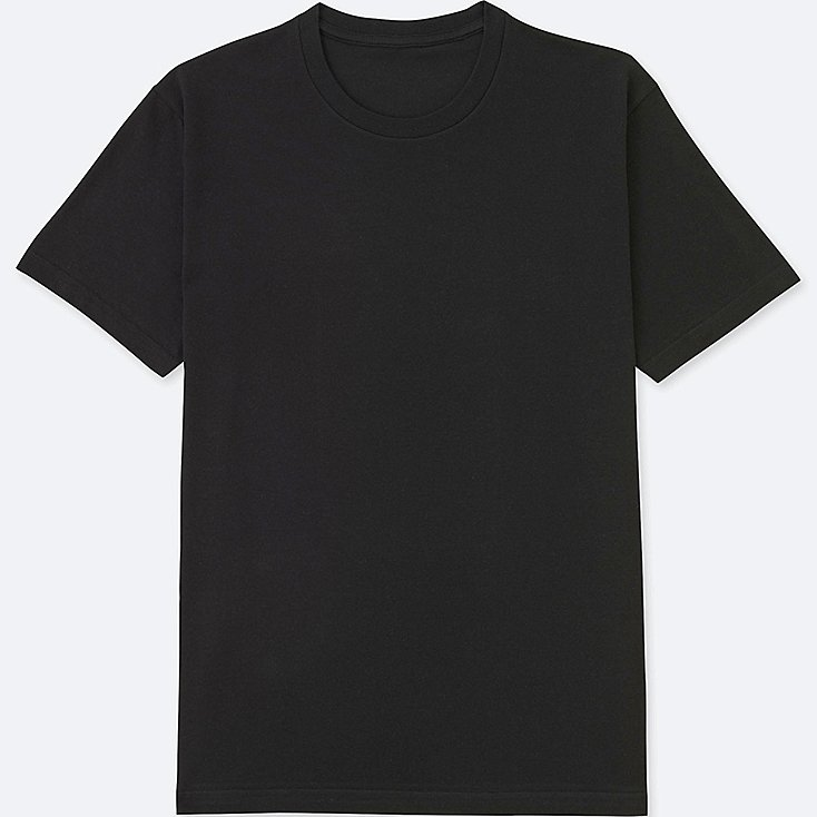 Uniqlo MEN PACKAGED CREW NECK SHORT-SLEEVE T-SHIRT