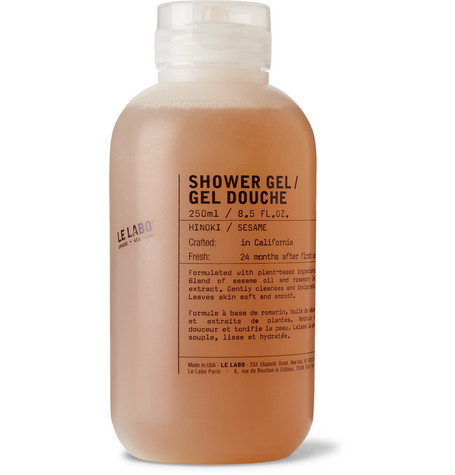 LE LABO Hinoki Shower Gel, 250ml