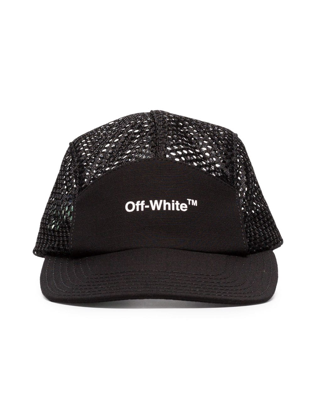 Off White Logo Mesh Hat