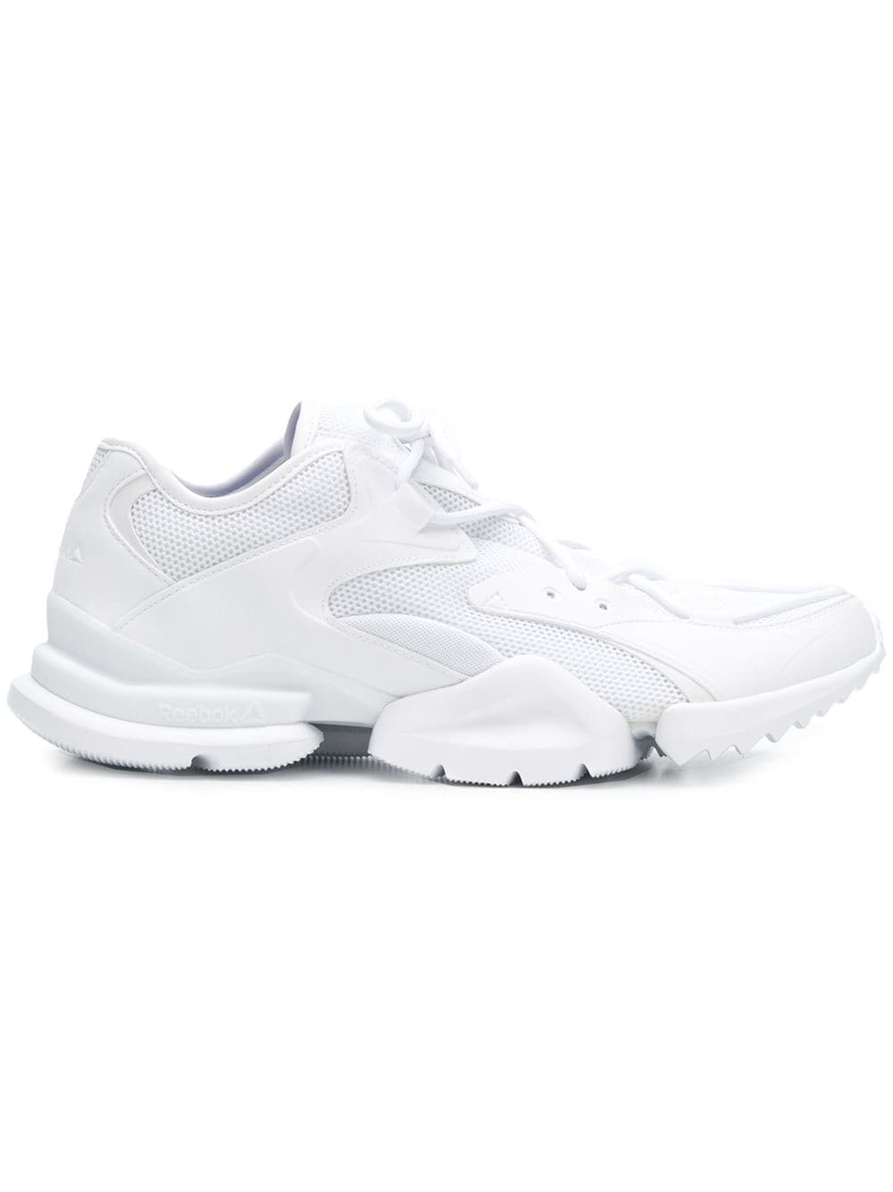 Reebok White Run R96 Sneakers