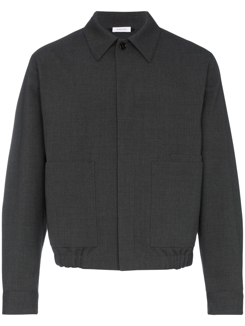 Jil Sander Wool Shirt Jacket